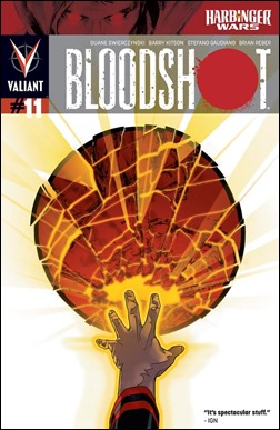 Bloodshot #11 Cover