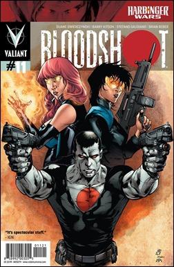 Bloodshot #11 Cover Variant