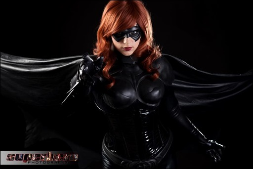 Alexia Jean Grey as Batgirl