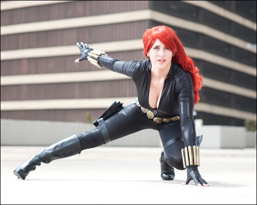 Black Widow photo by Bryan Humphrey