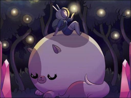 Adventure Time: Fionna & Cake #5
