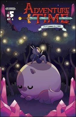 Adventure Time: Fionna & Cake #5 Cover A