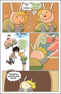Adventure Time: Fionna & Cake #5 Preview 5