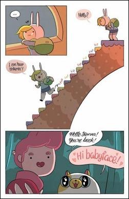 Adventure Time: Fionna & Cake #5 Preview 6