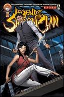 Legend Of The Shadow Clan #4 Cover A