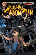 Legend Of The Shadow Clan #4 Cover B