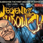 Preview: Legend Of The Shadow Clan #4 (Aspen)