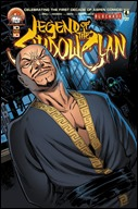 Legend Of The Shadow Clan #4 Cover D