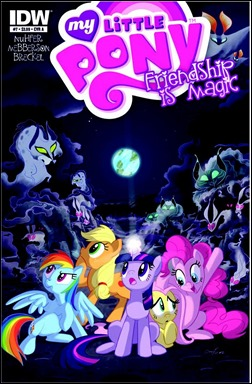 My Little Pony: Friendship is Magic #7 Cover