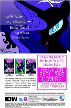 My Little Pony: Friendship is Magic #7 Preview 1