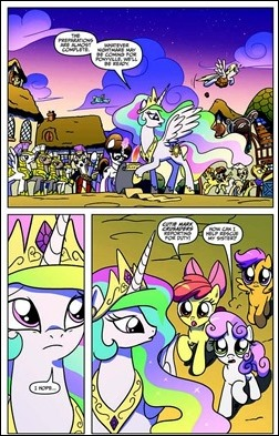 My Little Pony: Friendship is Magic #7 Preview 3