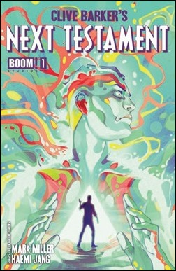 Clive Barker's Next Testament #1 Cover