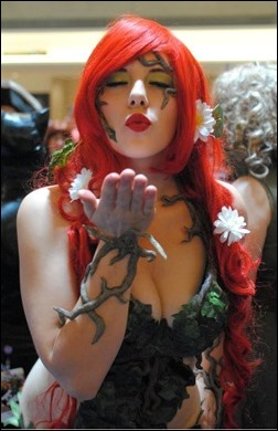 Alexia Jean Grey as Poison Ivy