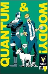 Quantum and Woody #1 Pullbox Cover - Martin