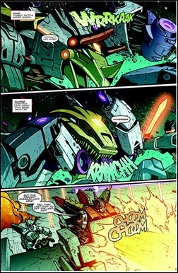 Transformers: Prime – Rage of the Dinobots Preview 6