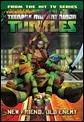 Teenage Mutant Ninja Turtles Animated, Vol. 2: New Friend, Old Enemy