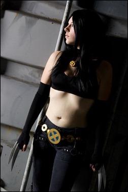 Alexia Jean Grey as X-23