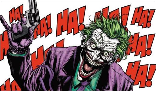 BATMAN #23.1: THE JOKER