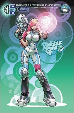 BUBBLEGUN #1 Cover B