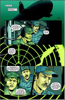 Godzilla: Rulers of Earth #1 Preview 3