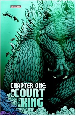 Godzilla: Rulers of Earth #1 Preview 4