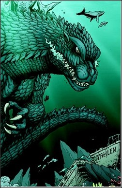 Godzilla: Rulers of Earth #1 Preview 5