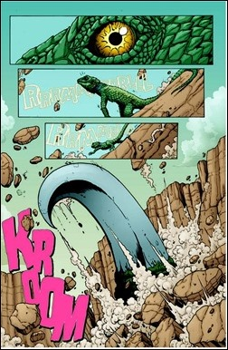 Godzilla: Rulers of Earth #1 Preview 8