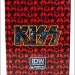 IDW Limited Announces New KISS SOLO Comicfolio Line