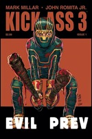 Kick-Ass 3 #1 Cover