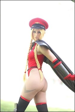 M Bison alt Cammy