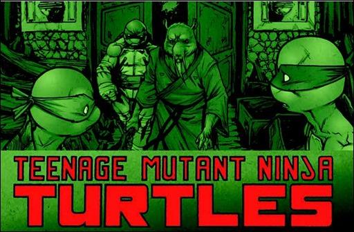 Teenage Mutant Ninja Turtles #23