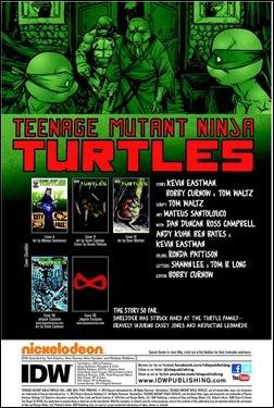 Teenage Mutant Ninja Turtles #23 Preview 1