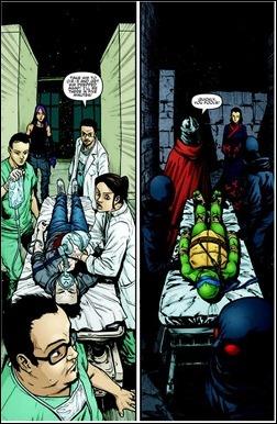 Teenage Mutant Ninja Turtles #23 Preview 4