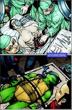 Teenage Mutant Ninja Turtles #23 Preview 6