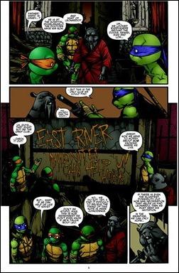 Teenage Mutant Ninja Turtles #23 Preview 7