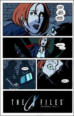 The X-Files: Season 10 #1 Preview 4