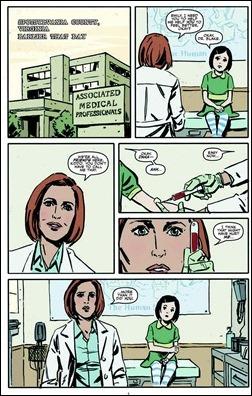 The X-Files: Season 10 #1 Preview 5