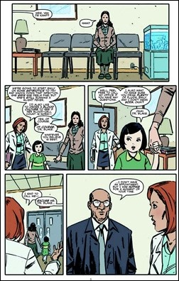 The X-Files: Season 10 #1 Preview 6