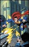 SUPERMAN ADVENTURES: THE MAN OF STEEL TP