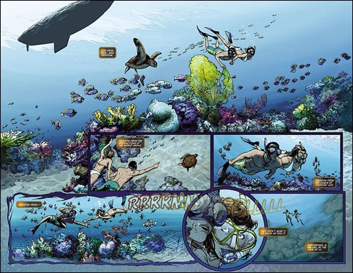 All New Fathom #1 Preview 2