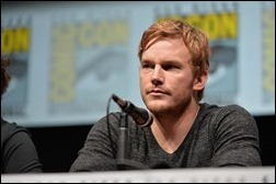 """SAN DIEGO, CA - JULY 20: Actors Chris Pratt speaks at Marvel's """"Guardians Of The Galaxy"""" panel during Comic-Con International 2013 at San Diego Convention Center on July 20, 2013 in San Diego, California.  (Photo by Alberto E. Rodriguez/WireImage)"""