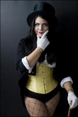 Lola Marie as Zatanna Zatara