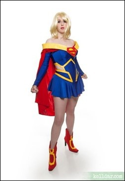 Kelldar as Ame-Comi Supergirl