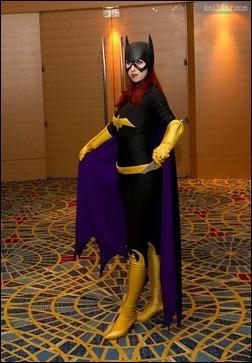Kelldar as Batgirl
