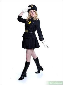 Kelldar as Lady Blackhawk