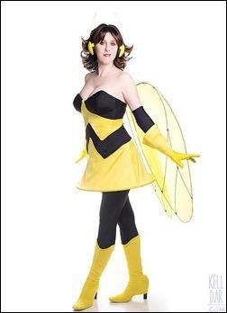 Kelldar as The Wasp