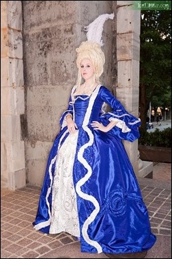Kelldar as Marie Antoinette