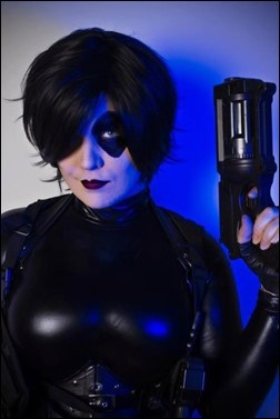 Lola Marie as Domino