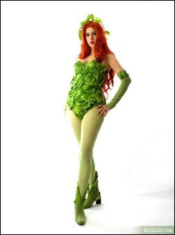 Kelldar as Poison Ivy