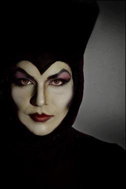 Lola Marie as Maleficent